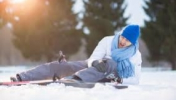 Some tips to avoid ski injuries