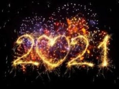 Happy New Year 2021! I send you my best wishes, and above all good health!