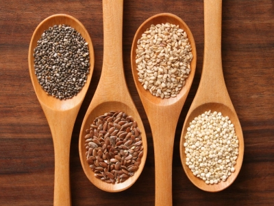 What are the benefits of seeds?